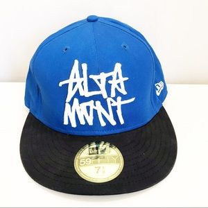 Altamont New Era 59Fifty Flex Fit Hat 7 1/8